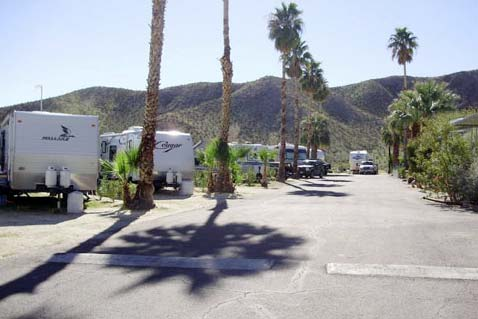 Borrego Holiday Home Senior Park