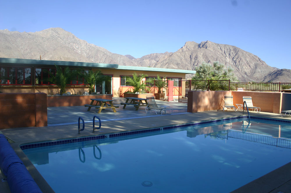 Previous Next 78 Pad Senior Mobile Home RV Park In Borrego